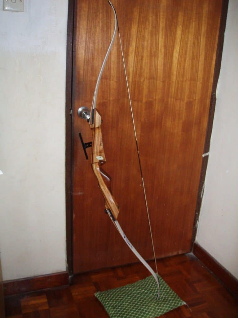 Wood Recurve Hunting Bow